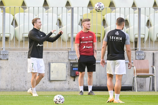 Na radości z powrotu do treningów piłkarzy, trenerzy Lechii Gdańsk opierają optymizm co do sprawnego odbudowania formy biało-zielonych.