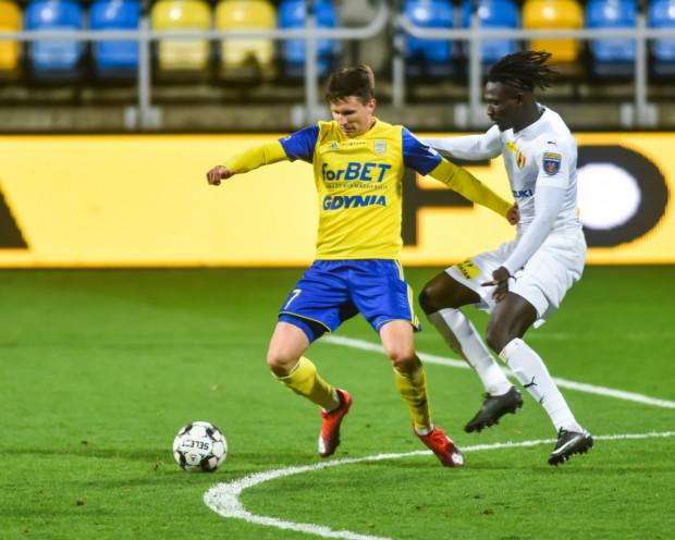 Mateusz Jankowski w dwóch ostatnich meczach strzelał gole dla Arki Gdyni, a jeszcze w ekstraklasie miał patent na GKS Bełchatów. Temu rywalowi strzelił 6 bramek w 8 spotkaniach.