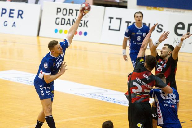 Leonardo Comerlatto ma wzmocnić drugą linię Torus Wybrzeża Gdańsk w meczu w Kwidzynie.