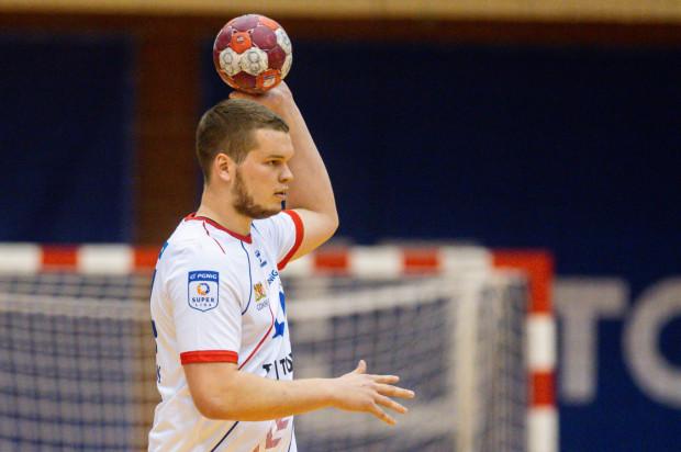 Kamil Adamczyk (na zdjęciu) był najskuteczniejszym zawodnikiem Torus Wybrzeża w wyjazdowym meczu z MMTS Kwidzyn.