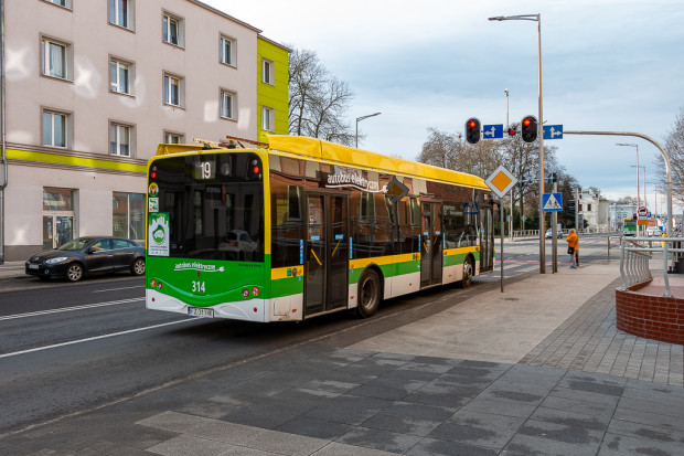 W Zielonej Górze niemal połowę taboru stanowią autobusy elektryczne.