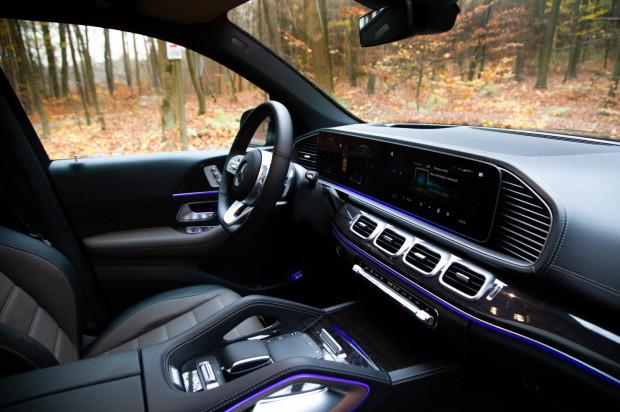 Nowa generacja Mercedesa-Benz GLS.