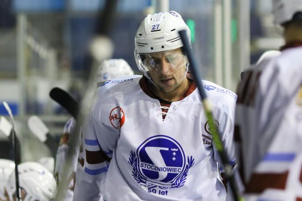 Prawie dwa lata trwał rozbrat Macieja Rompkowskiego z hokejem.