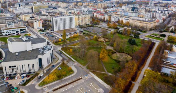 Park Rady Europy to serce nadmorskiej Gdyni.