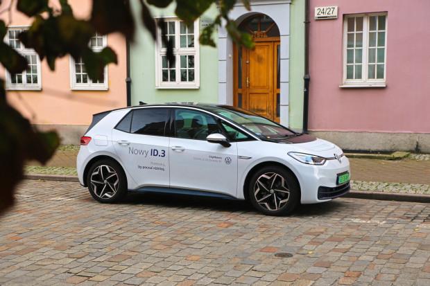 ID.3 to nowy model elektryczny ze stajni Volkswagena.