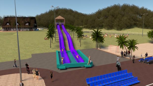 Jednym z elementów zagospodarowania Placu Zebrań Ludowych ma być ślizgawka z basenem.