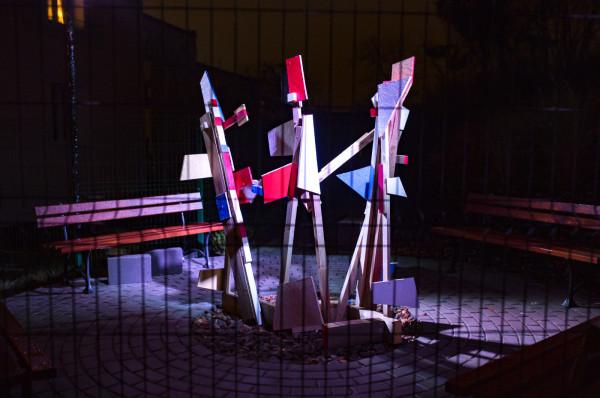 Nocny spacer po Siedlcach - Narracje 2019