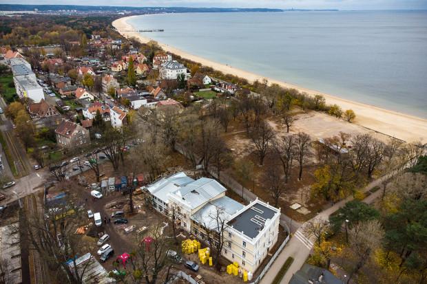 Przedstawiciele władz Gdańska zaprezentowali projekty, które w ciągu najbliższych 15-20 lat mają zostać zrealizowane w pasie nadmorskim na terenie Brzeźna, Przymorza i Jelitkowa.