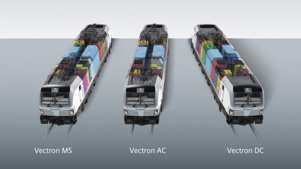 Vectrony to najnowocześniejsze na rynku europejskim, uniwersalne lokomotywy o modułowej konstrukcji umożliwiającej łatwe dostosowanie do wymogów użytkowania.