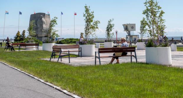 Zielone centrum bezpieczne dla pieszych  to priorytety radnych dzielnicy Śródmieście w Gdyni.