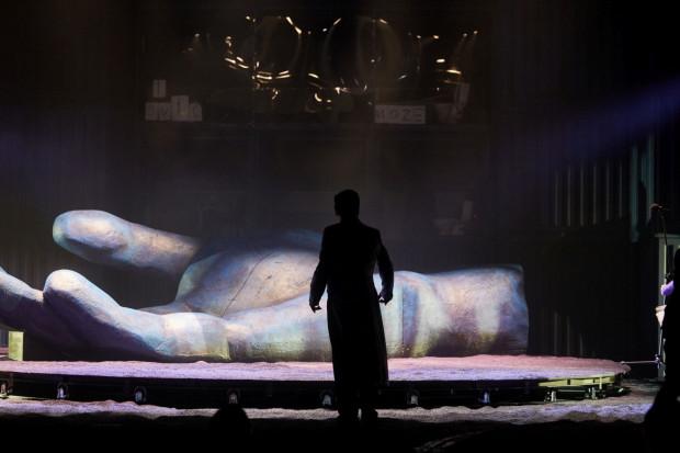 """Jedną z atrakcji festiwalu będzie """"Hamlet"""" Teatru im. Juliusza Słowackiego w Krakowie w reżyserii Bartosza Szydłowskiego, który będzie można zobaczyć 21 listopada."""
