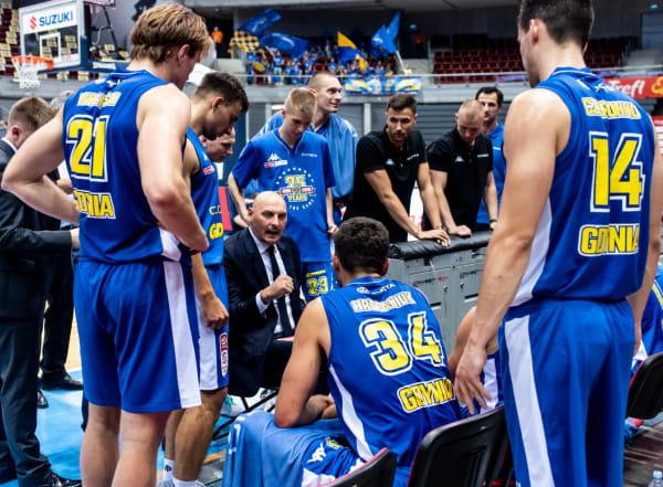 Porażka koszykarzy Asseco Arki Gdynia we Włocławku była czwartą z rzędu w tym sezonie Energa Basket Ligi.