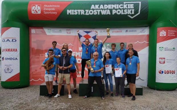 Reprezentanci Politechniki Gdańskiej wygrali klasyfikację punktową akademickich mistrzostw Polski. Startowali w 48 konkurencjach zdobywając 33 medale.
