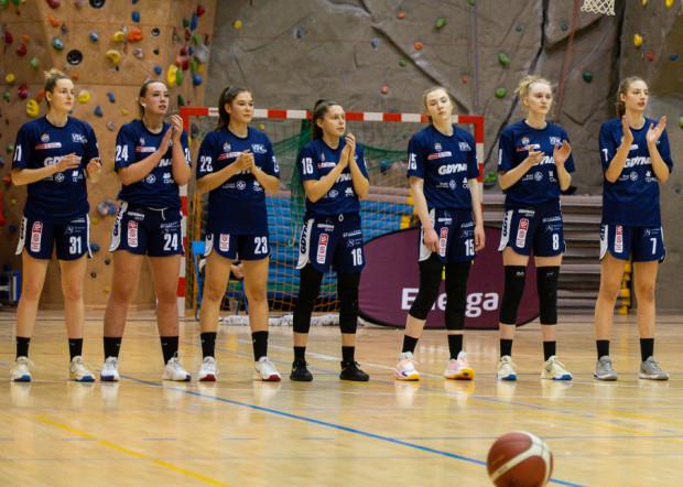 Koszykarki GTK Gdynia w trzeciej kwarcie zaprzepaściły dobrą grę z pierwszej połowy.
