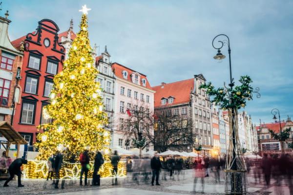 Tegoroczne święta w Gdańsku będą organizowane w innej formule przez ograniczenia związane z pandemią.