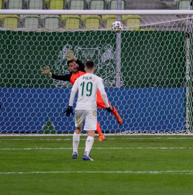 Lechia Gdańsk przegrała z Piastem Gliwice 0:2.