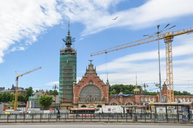 Zgodnie z harmonogramem kapitalny remont dworca Gdańsk Główny powinien zakończyć się w grudniu 2021 r.