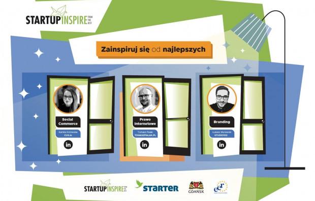 Projekt Startup Inspire skupił skupił się na doradztwie w zakresie przeniesienia swojego biznesu do sieci oraz spojrzenia na biznes tradycyjny, rzemiosła, branż kreatywnych przez pryzmat nowych technologii.