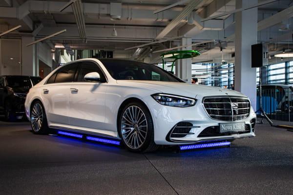 Nowy Mercedes-Benz Klasy S.