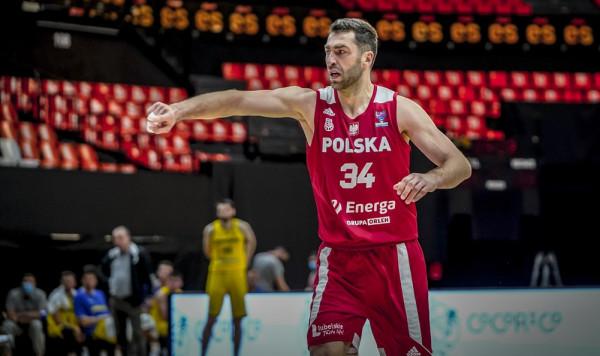 Adam Hrycaniuk (Asseco Arka Gdynia) był jedynym koszykarzem z trójmiejskiego klubu, który na parkiecie pojawił się od pierwszych minut meczu z Rumunią.