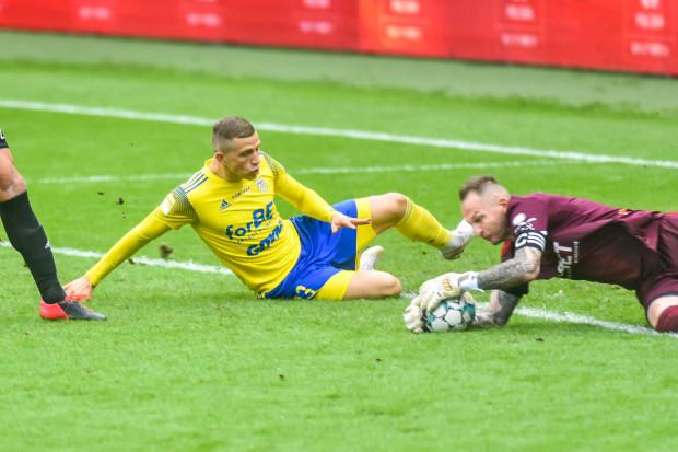 Rafał Wolsztyński nie zdołał pokonać Arkadiusza Malarza, bramkarza ŁKS Łódź, ale w niedzielę będzie miał szansę przypomnieć się golem na stadionie Widzewa, gdzie spędził 1,5 sezonu.