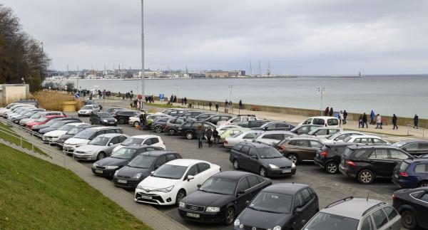 Opłaty zostaną wprowadzone m.in. na parkingu przy bulwarze Nadmorskim.