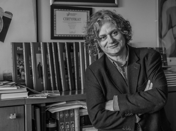 Maciej Kosycarz, fotoreporter, który przez prawie cztery dekady pracy uwiecznił wiele ważnych chwil dla Trójmiasta.