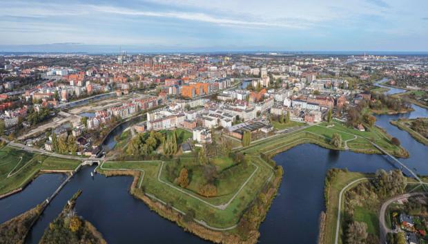 Zagospodarowanie 11-hektarowego obszaru Dolnego Miasta potrwa osiem lat i będzie kosztowało ok. 300 mln zł.