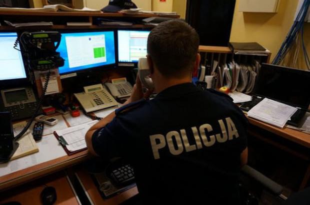 Na zgłoszenia w sprawie zgubionych pieniędzy czeka policyjny dyżurny.
