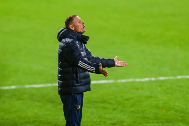 Ireneusz Mamrot nie ukrywa rozczarowania z porażki Arki Gdynia w Łodzi, mimo iż uważa, że mecz z Widzewem był jednym z lepszych w tym sezonie w I lidze.