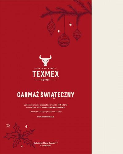Teksańsko-meksykańska restauracja TexMex z Sopotu na święta wyjątkowo wraca z kuchnią do potraw tradycyjnych z Polski.