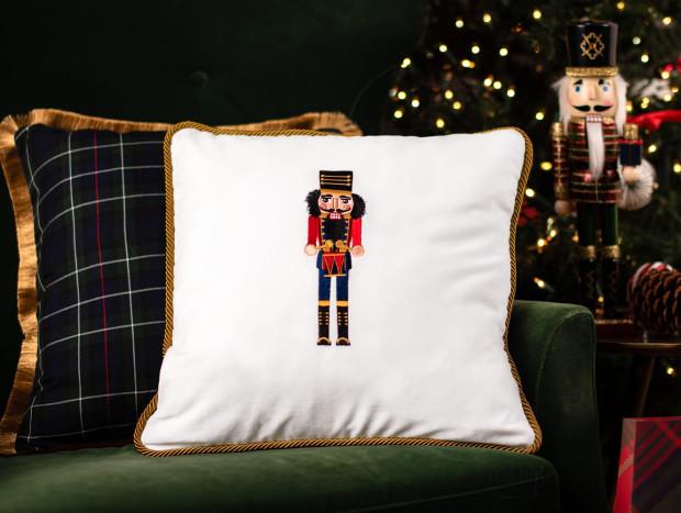 Poduszki świąteczne Nutcracker, cena 450 zł