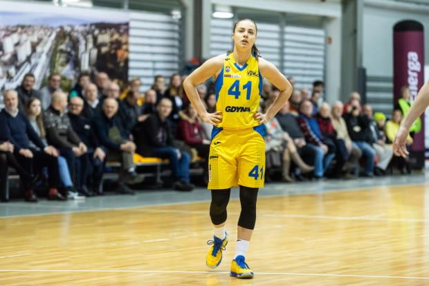Barbora Balintova zaliczyła double-double w meczu z Fenerbahce Stambuł, zdobywając 14 punktów i aż 13 asyst. To jednak nie wystarczyło, by wygrać z Turczynkami.