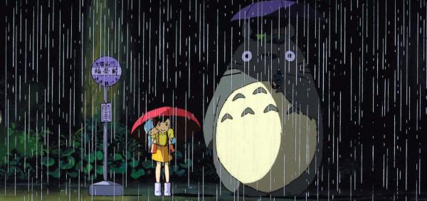 """W sieci nie brakuje propozycji kulturalnych. W tym roku również 6. Festiwal Filmów Animowanych odbywa się w wersji online. Na zdjęciu kadr z filmu """"Mój sąsiad Totoro""""."""