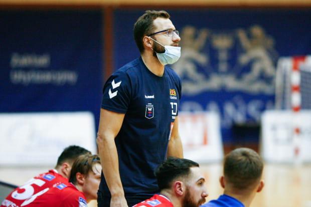 Mariusz Jurkiewicz (na zdjęciu) od niedawna wspiera swoim doświadczeniem piłkarzy ręcznych Torus Wybrzeze Gdańsk jako asystent trenera Krzysztofa Kisiela.
