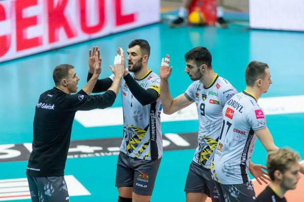 Trefl Gdańsk wygrał szósty mecz z rzędu w PlusLidze, ale Cuprum Lubin postawiło twarde warunku. Mecz trwał 3 godziny.
