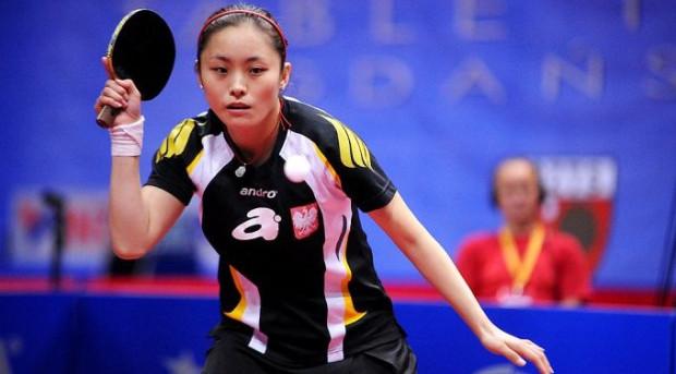 Czy reprezentantka Polski wykorzysta ostatnią medalową szansę? Na zdjęciu Li Qian