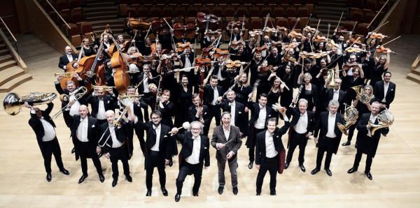Filharmonia Bałtycka cały czas gra dla swoich widzów - w grudniu w sieci. Na zdjęciu Orkiestra Symfoniczna PFB.