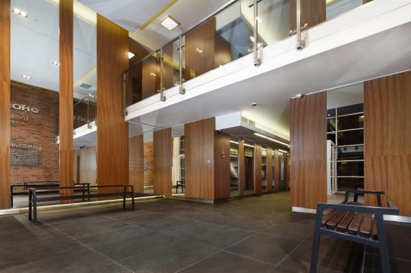 Brema - to jedno z nowoczesnych przestrzeni na os. Centralpark.