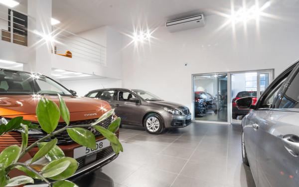 Nowy salon Peugeot Zdunek już otwarty.