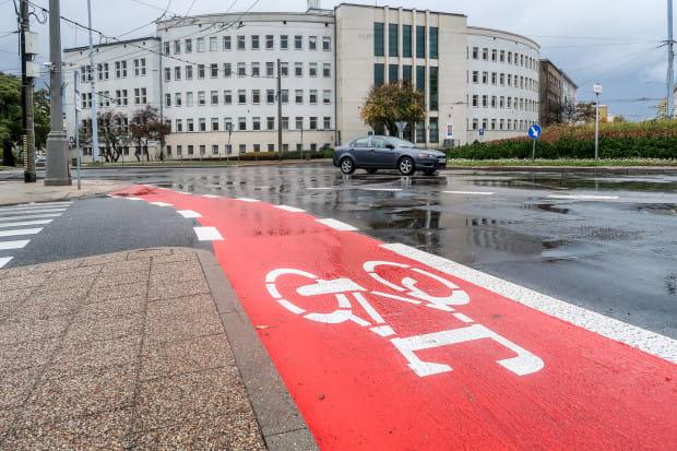 Do końca roku mają powstać nowe elementy infrastruktury, które ułatwią rowerzystom poruszanie się po mieście.