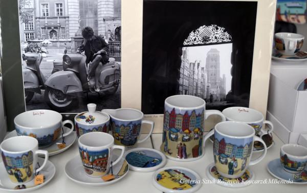 W Galerii Sztuk Różnych Kosycarz@MBeneda znajdziemy połączenie fotografii i malarstwa na różnych nośnikach.