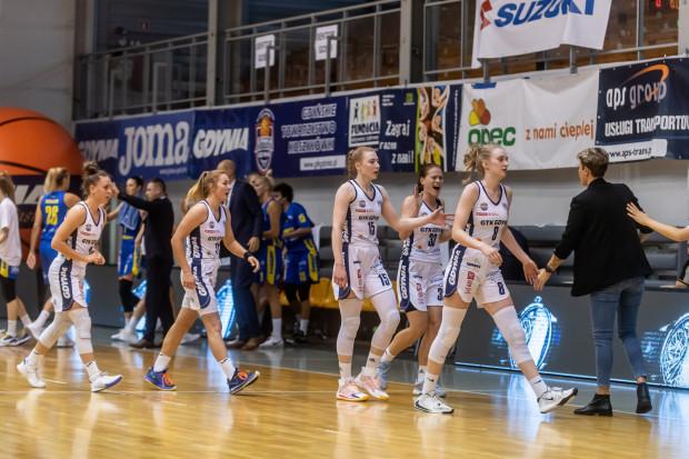 Pierwsza wygrana GTK była na wyciągnięcie ręki. Niestety, gdyńskie koszykarki dały wydrzeć sobie zwycięstwo w drugiej połowie meczu z Energą Toruń.