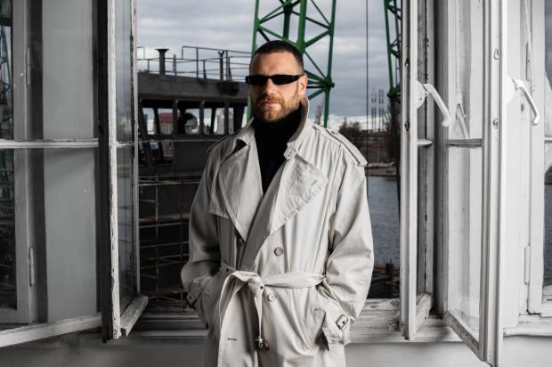 Grzegorz Nozowski jako Agent NoZ.
