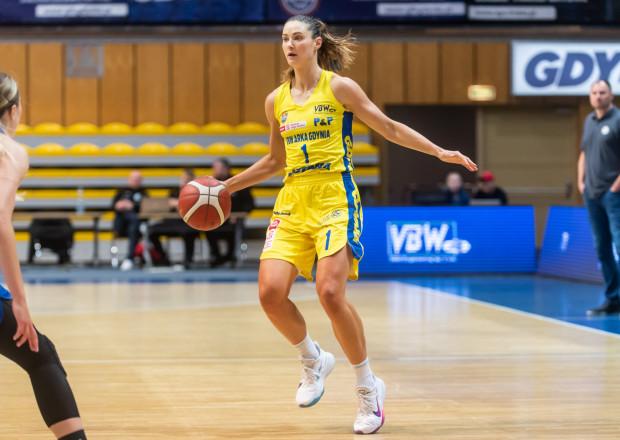 Alice Kunek zdobywa średnio 17 punktów w każdym meczu Energa Basket Ligi Kobiet w tym sezonie. Jak sama przyznaje, osiąga to dzięki zdrowemu stylowi życia.