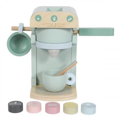 Zabawki marki Little Dutch są pięknie i funkcjonalne, wykonane z wysokiej jakości drewna, malowane bezpiecznymi farbami dla dzieci.