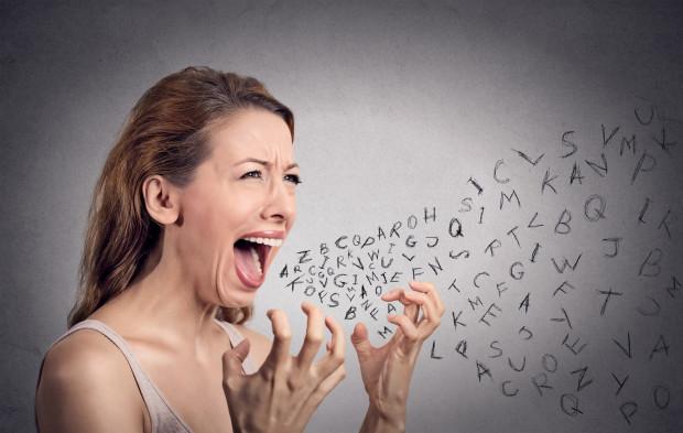 Wulgaryzmy związane są z emocjami i silnymi uczuciami, często używamy ich w celu rozładowania napięcia.