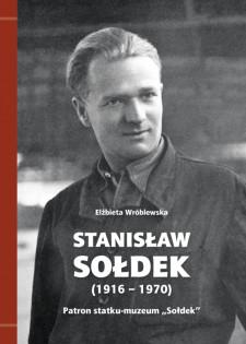 Okładka biografii Stanisława Sołdka.