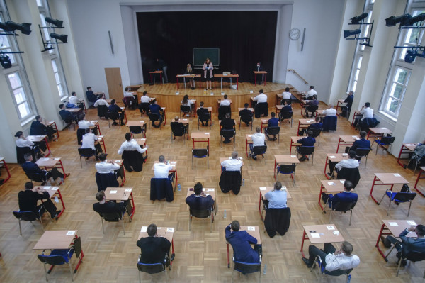 Ze względu na pandemię koronawirusa formuła egzaminów w 2021 roku ma być uproszczona.
