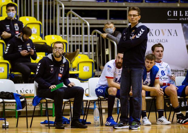 Krzysztof Kisiel uważa, że w pełnym składzie i przy wsparciu kibiców jego drużyna mogłaby grać o znacznie wyższe miejsca w PGNiG Superlidze niż w pierwszej rundzie rozgrywek.